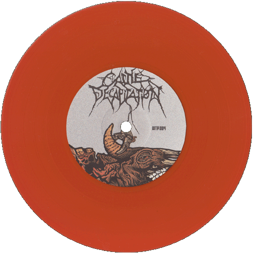Cattle Decapitation / Caninus - Split EP