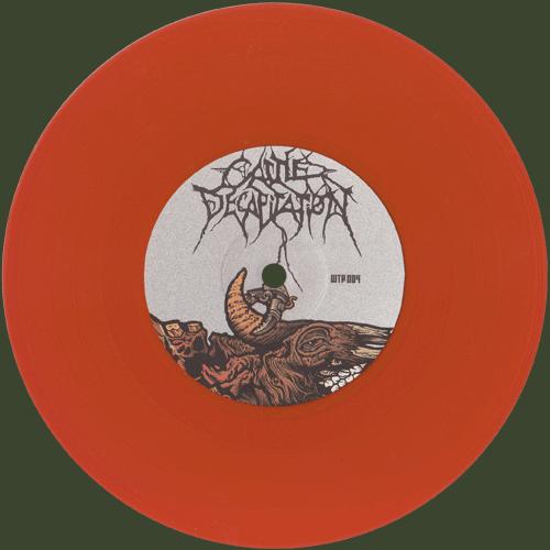 Cattle Decapitation / Caninus - Split EP