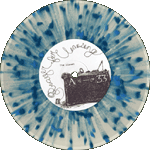 Prayer For Cleansing - Blue Vinyl