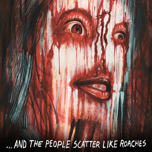 The Bad Luck 13 Riot Extravaganza / Necktie – ... And The People Scattered Like Roaches